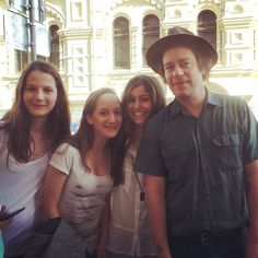 Jason White and fans