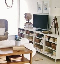 The Pear Tree Cottage: Changes In The Living Room