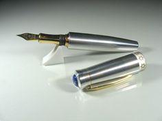 SALE Judaica Star of David fountain pen kabala by ZmanCustomPens