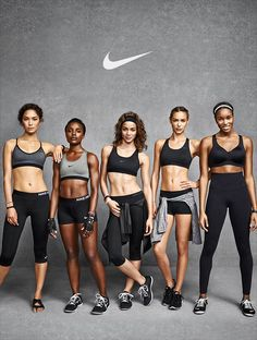Just found my new gym partner. Perfect your fit in the new #NikeProBra: Finally a sports bra that looks good and fits me!! Goes up to E(DDD) cup :)