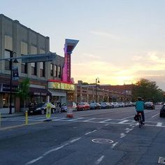 Coolidge Corner, #Brookline.  #BostonLife #BostonAttitude #BostonUSA #VisitMA
