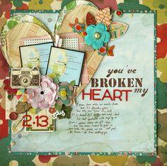 A Musing to Create: you've broken my heart