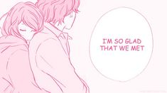 Manga Couple ♥ im jayden. i like kpop, video games, studio ghibli movies, and fashion. Manga Anime, Anime Art, Otaku Anime, Pink Aesthetic, Aesthetic Anime, Cute Pink, Cute Love, Manga Tumblr, Manga Rosa Pink
