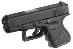 My 40 Caliber GLOCK 27 Subcompact Handgun! Love the way it shoots and perfect for concealed carry!