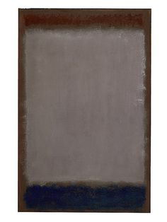 Can't get enough of Mark Rothko.