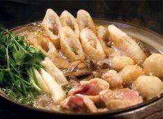 Kiritanpo. (Best food in Akita Japan)