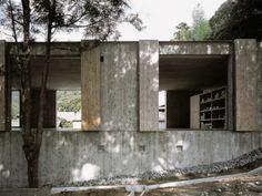 concrete & timber