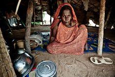 Fatimata Djenebou, refugee from #Mali.  Photo: Pablo Tosco/Oxfam