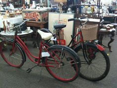 ~ old bikes ~