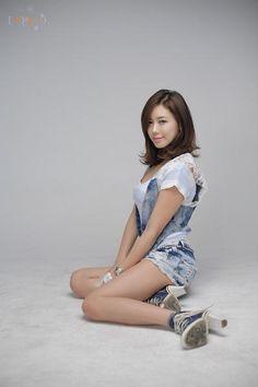 MIMA's Favorite Beauties/Korean Beauties/Kim Ha Yul (김하율)/Casual…