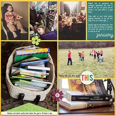 2015: Week 3 {left} My Life Templates 1 by Scrapping with Liz Snap Happy January 2015 Collection by Bella Gypsy Life's Little Moments - January Daters by Hat of Bunny