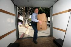 What Goes Where - The Best Way of #Packing the #Removal #Van
