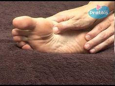 Automasaje - ¿Cómo darse un masaje en los pies?