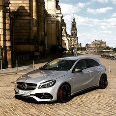 Best classic cars and more! Mercedes Auto, Mercedes A45 Amg, Mercedes Benz Autos, Maserati, Bugatti, Lamborghini, Ferrari, Moto Ducati, M Benz