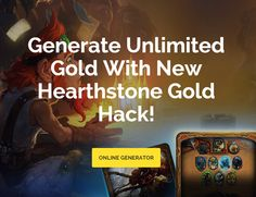 HearthStone Gold Hack | Free Gold Generator