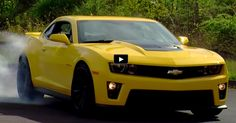 2012 Chevy Camaro ZL1 - The Resurrection