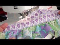 Acolchado a máquina y prensatelas BERNINA - by Ricky Tims - YouTube