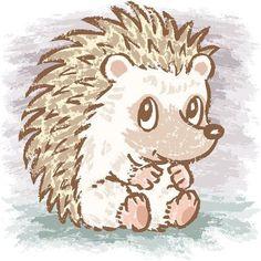 Image result for hedgehog clipart free