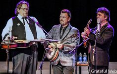 Jerry Douglas with Robbie and Ronnie McCoury