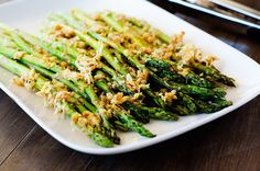 This is my family's favorite asparagus dish!