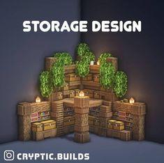Minecraft Cottage, Cute Minecraft Houses, Minecraft Room, Minecraft Plans, Amazing Minecraft, Minecraft Tutorial, Minecraft Blueprints, Minecraft Crafts, Minecraft Furniture