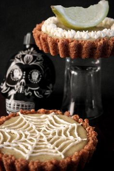Miss T's Tequila Lime Pies