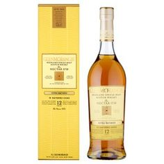 Glenmorangie Nectar D'or. Affordable, light, sweet, and citrusy. This is actually a whiskey, but it smoothness makes it like a sweet wine. Goes great with fruity tart desserts, smoked or red meats, and dark chocolate.