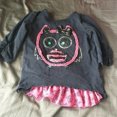 Flapdoodles 3t shirt Only worn 2 times. Smoke free, pet friendly home. No holds/trades/returns! PP accepted. flapdoodles Tops Tees - Short Sleeve