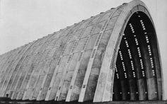 Perret, Hangar à dirigeable de Orly