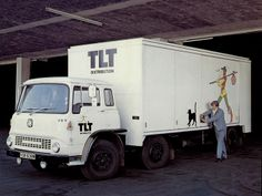 Bedford TK 6×2 '1972–86