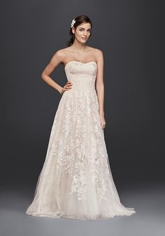 Melissa Sweet for David's Bridal                                                                                                                                                     More