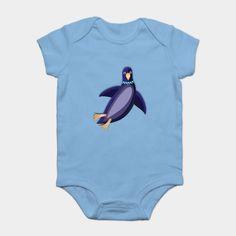 PENGUIN 1 - Penguin - Onesie | TeePublic