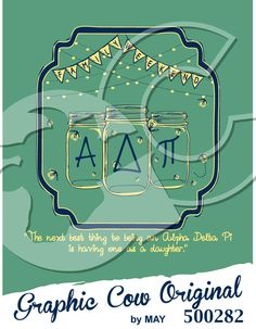 Mason Jar family weekend design #grafcow #parentsweekend