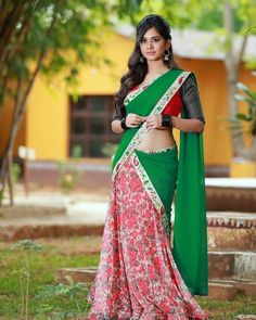 We share 51 beautiful Indian women in saree looking gorgeous and hot. These are the beautiful actress and indian models who looking so stunning in Saree. Beautiful Girl Indian, Most Beautiful Indian Actress, Beautiful Saree, Beautiful Women, Indian Beauty Saree, Indian Sarees, Indian Dresses, Indian Outfits, Saree Models