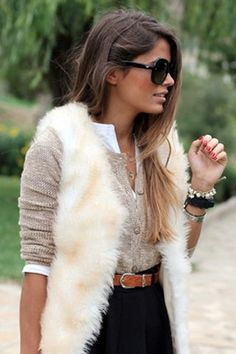 63e801ec4c96 How to Style Up Your Faux Fur in the Winter