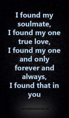 Soulmate and Love Quotes : QUOTATION – Image : Quotes Of the day – Description So glad you're in my life my Beautiful Queen Fran love you darling Ttys from your DarkKnight. Sharing is Power – Don't forget to share this quote ! Soulmate Love Quotes, True Love Quotes, Love Quotes For Her, Best Love Quotes, Romantic Love Quotes, Love Yourself Quotes, Short Love Sayings, Love Poems For Wife, True Love Couples