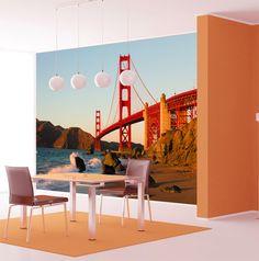 Fotomurales Golden Gate