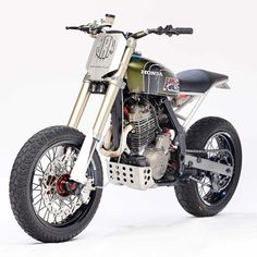 New Motorcycle Cafe Racer Style Honda Cb Ideas Yamaha 250, Honda 750, Tracker Motorcycle, Cafe Racer Motorcycle, Motorcycle Garage, Retro Bikes, Cafe Racer Build, Cafe Racer Bikes, Street Tracker