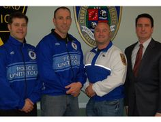 Three Cranford Officers to Participate in Police Unity Ride