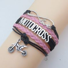 Motocross Wrap Bracelet Visit https://store.snowsportsproducts.com for endorsed products with big discounts.