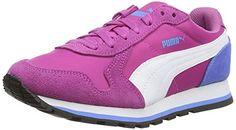 Puma ST Runner NL Jr Unisex-Kinder Sneakers - http://on-line-kaufen.de/puma/puma-st-runner-nl-jr-unisex-kinder-sneakers
