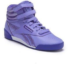 10a951b642c Reebok Freestyle Hi Sneaker (Little Kid)