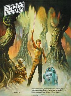 The Empire Strikes Back ~ Dagobah