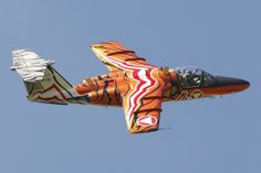 Saab 105 Military Jets, Military Aircraft, De Havilland Vampire, Fly Go, Swedish Air Force, Jet Air, Aircraft Parts, Aircraft Painting, Aircraft Pictures