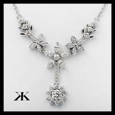 #diamondnecklace#diamondjewellery#custommade#kalfinjewellery#diamondjewellery#diamondringsmelbourne#engagementringsmelbourne#weddingrings #genstring #jewellersmelbourne #cbdjewellers #design #collinsst #Melbourne #diamondjewellery #diamondhalorings #custommade  http://www.kalfin.com.au/collections/couture/
