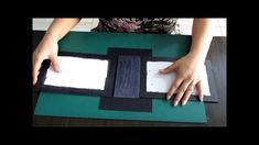 In this video i show you how i make the cover and binding for my Mini album and attach the pages to the cover. The binding i am using is the Kathy Orta Hidde...