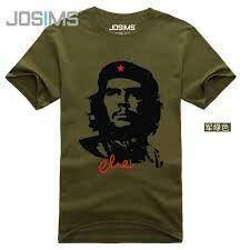 prefiero morir de pie,  que vivir arrodillado. .. Che Guevara