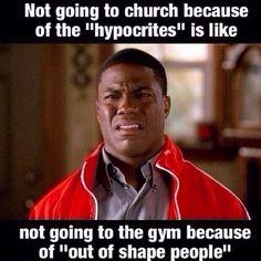 Well #thispreaches #churchoflaugh
