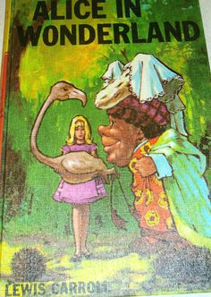 Alice In Wonderland by Lewis Carroll a Bancroft Classics Hard Cover
