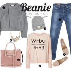 """""""Rock a Beanie"""" by malussieversii on Polyvore"""